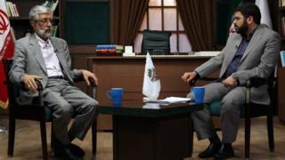 حداد عادل در مصاحبه تلویزیونی