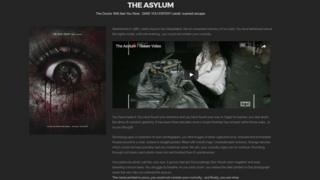 Image of The Great Escape Game Leeds webpage