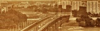 25 апреля 1967 года в аварии на мосту им. Патона погиб выдающийся баскетбольный тренер Украины Наполеон Каракашьян