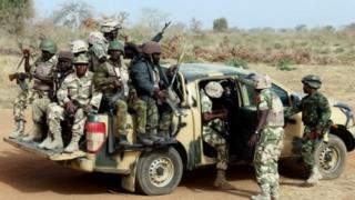Sojojin Nigeria a fagen daga