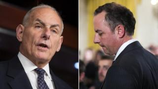 Kelly and Priebus
