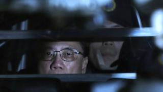 香港前特首曾蔭權