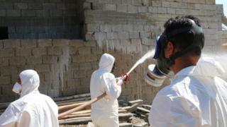 Ирак, химическое оружие