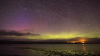 Aurora Borealis from Sutherland