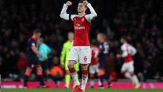 Arsenal imecheza mechi tano bila kufungwa katika uwanja wa Emirates