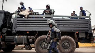 policiers RDC