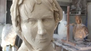 Jane Austen maquette