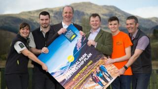 Loch Lomond and Trossachs National Park consultation