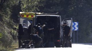 پلیس منطقه کاتالونیا، یونس ابویعقوب، مظنون اصلی حملات را در جنوب بارسلون کشته است