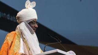 Lamido Sanussi est un chef religieux influent dans le nord du Nigeria.