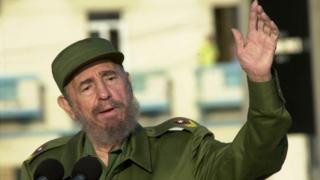 Fidel Castro a été enterré à côté du mausolée du héros de l'indépendance de Cuba, Jose Marti.