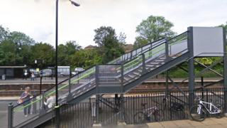 Droitwich station