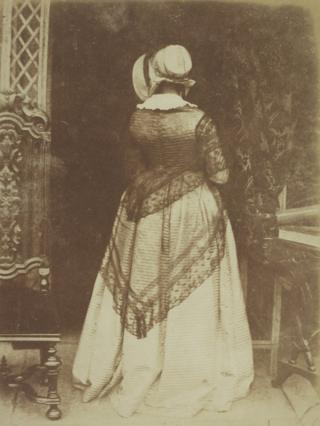 Lady Mary Hamilton (Campbell) Ruthven 1789 - 1885. Wife of James Lord Ruthven 1843 1847