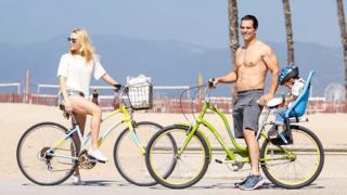 """A Califórnia sempre teve uma imagem """"glamourizada"""" alimentada por Hollywood"""