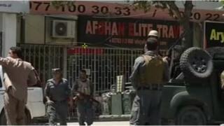 Кабулдагы жардыруу