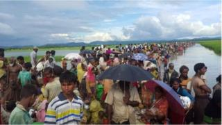 মিয়ানমার, রোহিঙ্গা, বাংলাদেশ