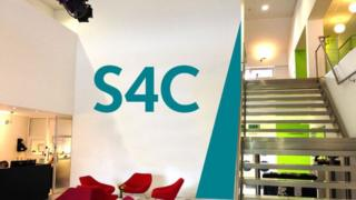 Reception at S4C