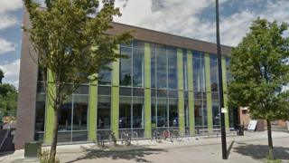 Arcadia Library and Leisure centre