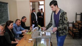 Türkiye'de oy verme