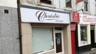 JB Christie bakery in Airdrie