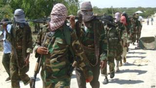 Al Shabaab ayaa weeraro badan ka fuliyay Kenya