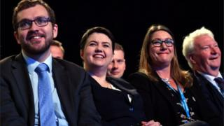 Tory conference Ruth