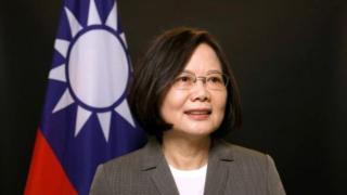 Президент Тайваня Цай Инвэнь