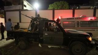 نیروهای امنیتی سومالی