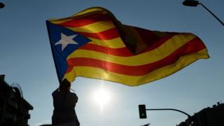 Bandera catalana