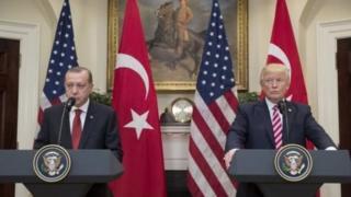 ٹرمپ اور اردوغان