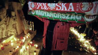 Будапешт меморіал Качинському