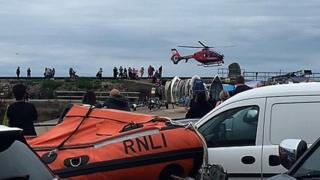 Rescue at Torbay