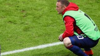 Nahodha wa klabu ya Manchester United Wayne Rooney