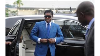 Teodorin Obiang a été condamné à trois ans de prison, 30 millions d'euros d'amende et la confiscation de ses biens évalués à plus de 150 millions d'euros.
