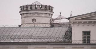 Picture of Minsk's Pre-trial Detention Centre