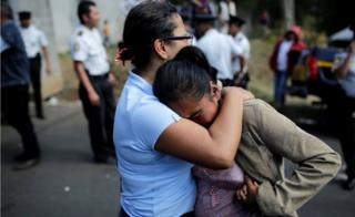 Guatemala: Officials and police charged over girls shelter blaze