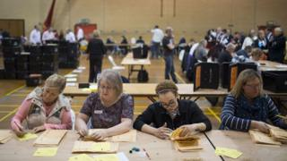 Counting at Cardiff