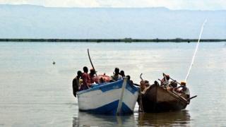 Des footballeurs et leurs supporteurs meurent noyés dans le Lac Albert, le dimanche 25 décembre 2016.