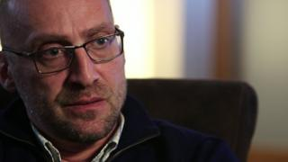 Jonathan Ferris, a former investigator with Malta's anti-money laundering agency, speaks to Newsnight