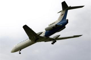 الأسباب المحتملة لتحطم الطائرة الروسية