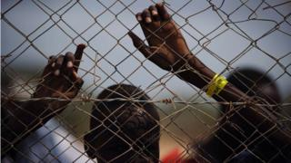Impunzi muri Kenya