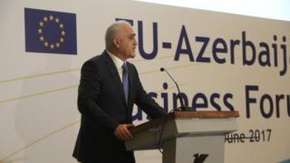 iqtisadiyyat naziri Şahin Mustafayev