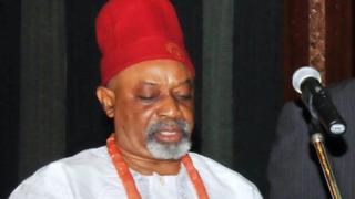 Ministan Kwadago na Najeriya, Chris Ngige
