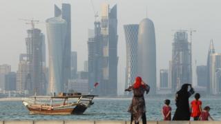 Mji mkuu wa Qatar, Doha
