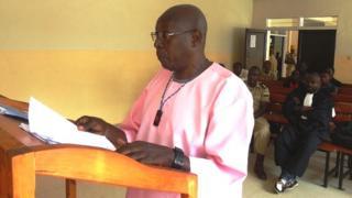 Dr Léopold Munyakazi yoherejwe mu Rwanda muri 2016 yirukaywe muri leta Zunze Ubumwe za Amerika aho yabaga.