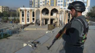 امنیت کابل