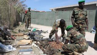Somalia BBC Pidgin