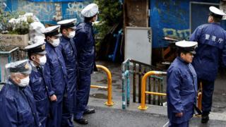 kepolisian Jepang