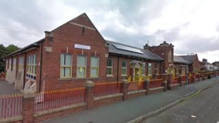 Park Primary School, Llay