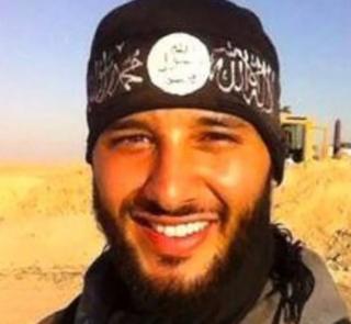 フエド・モアメド=アガド容疑者。写真はフェイスブックに2014年掲載。